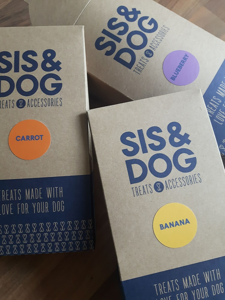 Sis and Dog Treats