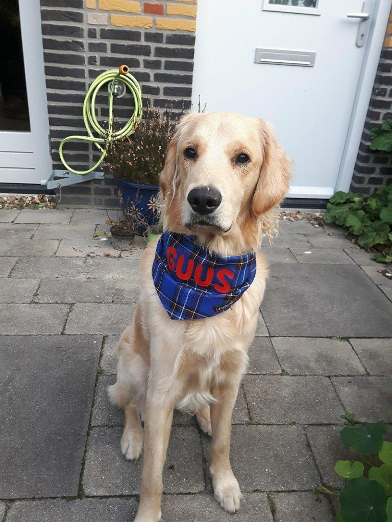 Guus is 1 jaar