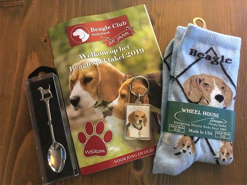 Spulletjes van de Beagle dag