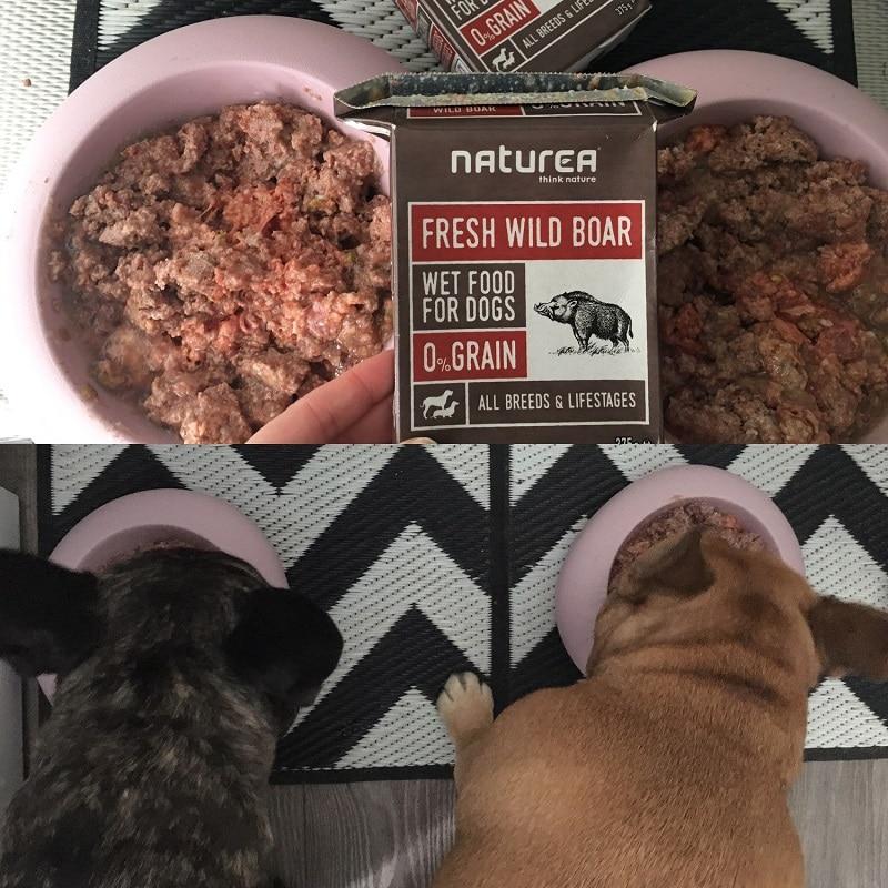 Jolie en Jaeda dierendag maaltijd