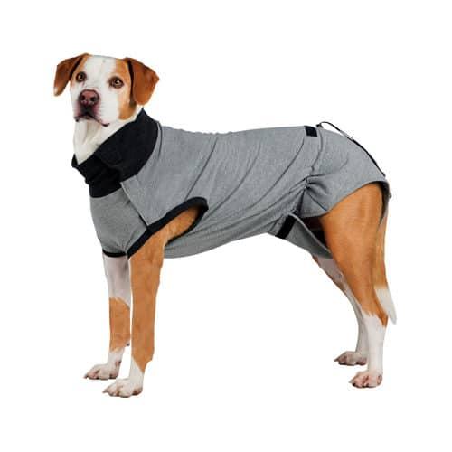 operatie hondenjas alternatief voor de plastic kraag