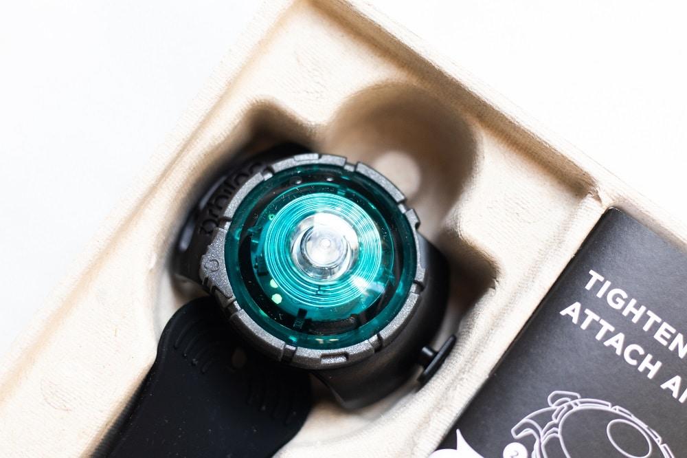 Orbiloc Turquoise