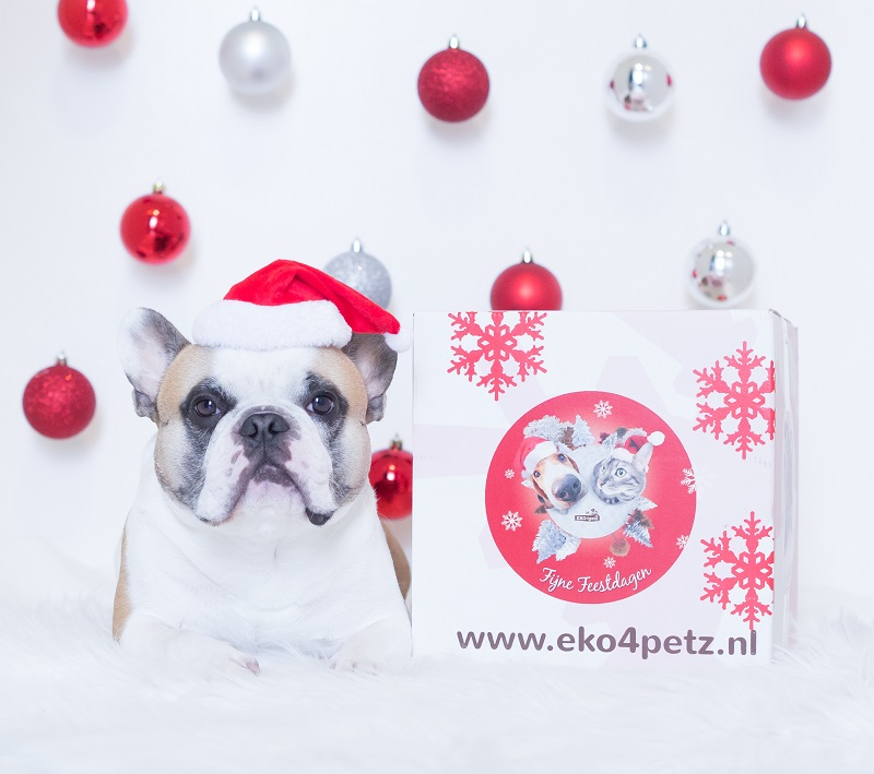 kerstpakket voor de hond