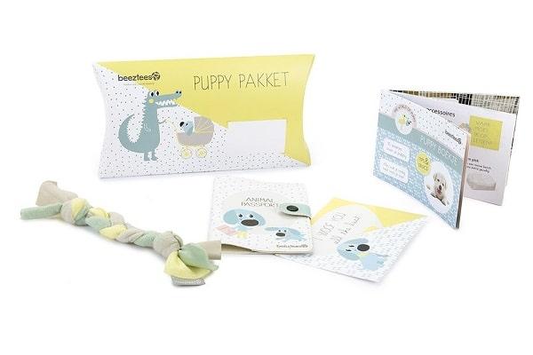 Beeztees gratis puppypakket