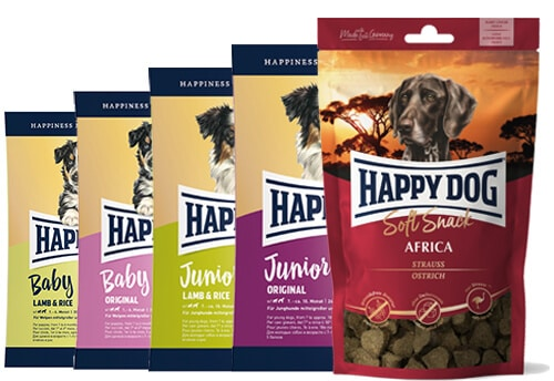 Happydog proefbox Junior