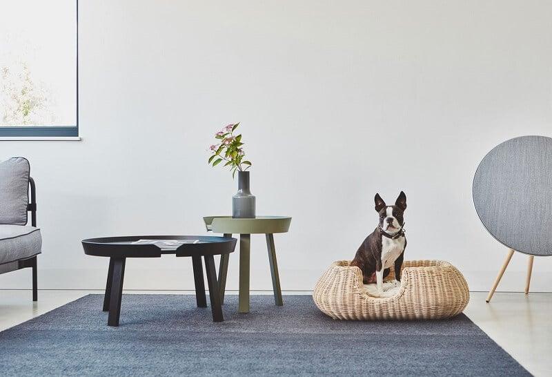Design hondenmand rotan Miacara